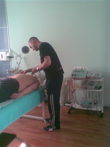 Fizikalna Terapija U Kuci Bolesnika Sanitetski Ambulantni Ban